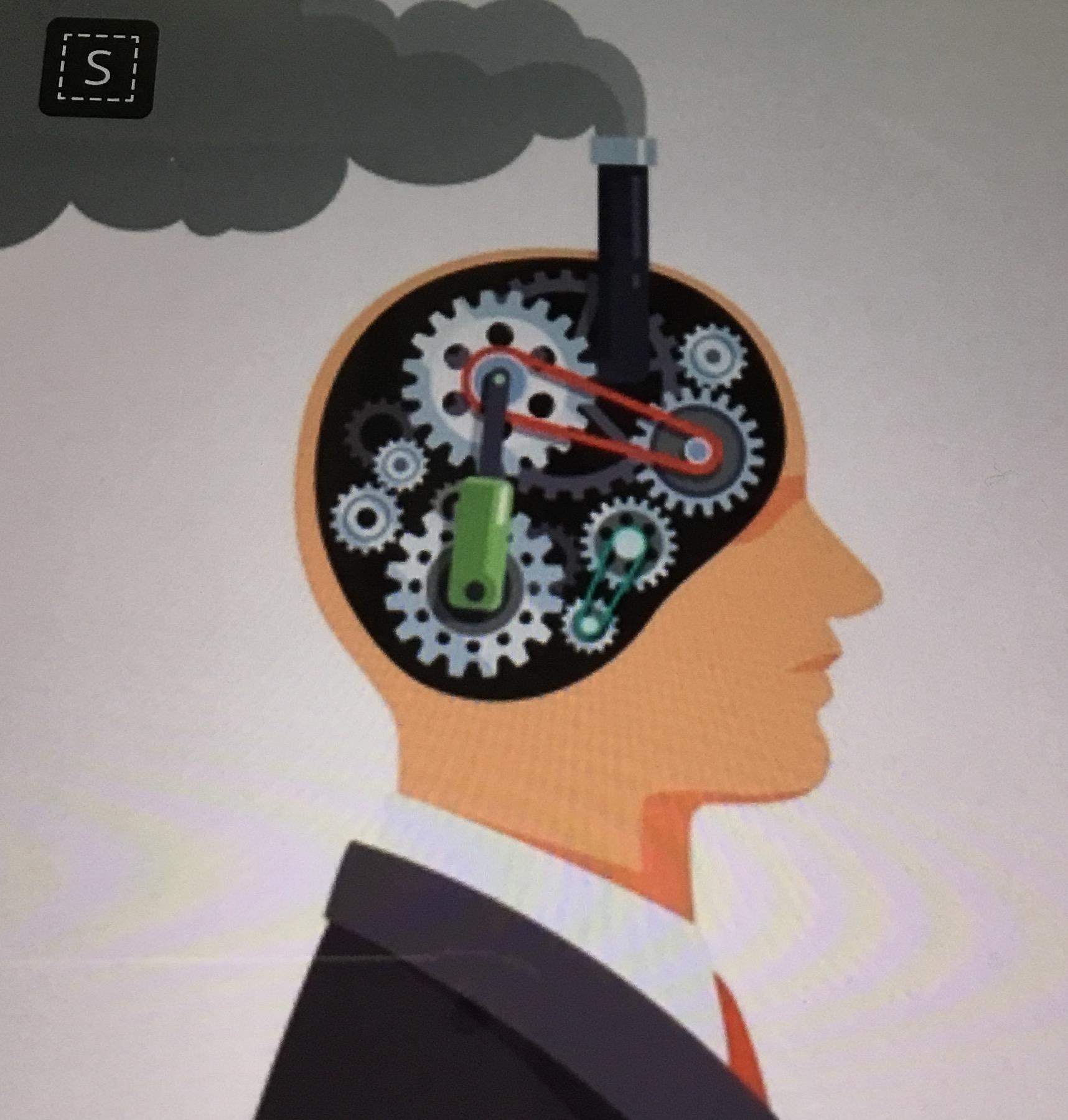 口は脳に情報を伝える
